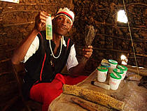 Mombasa City Tours and Excursions - Mombasa Bush Tour; Giriama Medicine Man